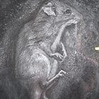 Native Bush Rat, Detail by Nestor
