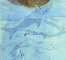 Sailors sinking by Nestor