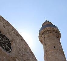 Minaret by erwina