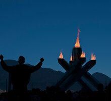 The Olympic Flame by ScottPhotos