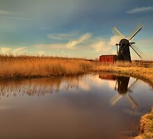 Herringfleet Mill by AntonyB