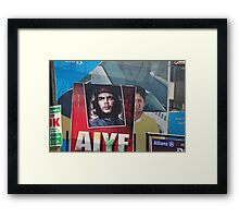 che in india: the case of kerala state Framed Print