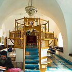 The Ari Sephardic Synagogue by Moshe Cohen