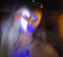 Hot Alien Chick #1 by ellamental