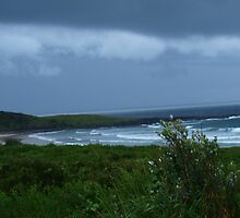 Summer Storm - Yamba, Mid North Coast  NSW by Specka