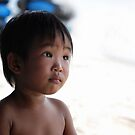Thai Boy At The Beach by nicholaspr