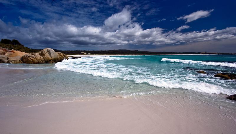 Bay of Fires - Tasmania by Jenny Dean
