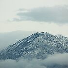 Snowy Mountain - Big Bear, Los Angeles by xuyichi