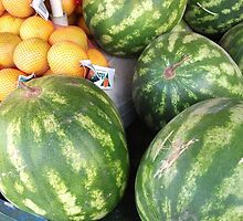 Solomon's Melons by Gary Kelly