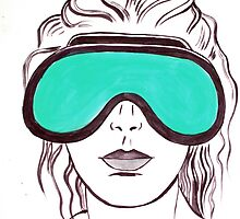Goggles by RenaeAwen