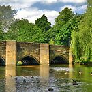 Bakewell Bridge by HelenBeresford