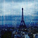 Paris Blues by Harvey Schiller