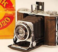Kodak Duo 620 Camera by thula