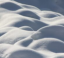 snow dunes in the sun by anfa77