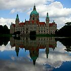 new townhall of Hannover by salparadise666