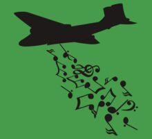 Music not bombs by heavenideas