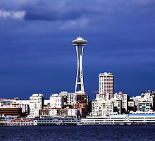 Seattle by Micci Shannon
