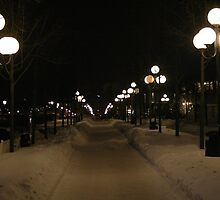 A lot of lamps (Stockholm, Sweden) by Antanas