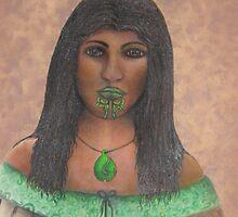 Aroha-maori maiden by heavenscent