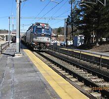 Amtrak 917 Regional by Eric Sanford