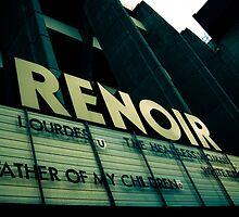RENOIR by Tony Day
