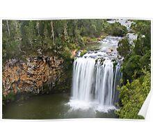 Dangar Falls, Dorrigo, Australia Poster