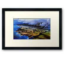 Destination Maui Framed Print