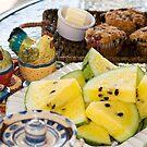 Summer Breakfast by Tracy Riddell
