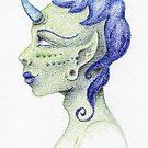 Sketch #2 by Yvette Bell