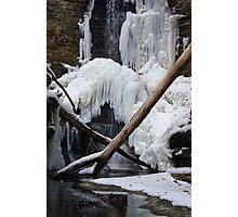 Lake Falls Photographic Print
