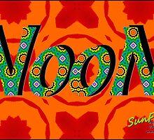 NOON!                                       a SunFun print by Dayonda