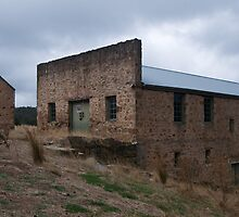 Morialta Barns II by agentsmith