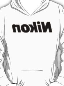 Nokin/Nikon Halftoned Mirror T-Shirt