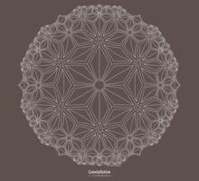 Constellation [white design] by TheMandalaLady