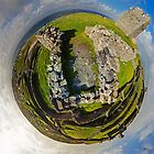 O&#x27;Brien Fort Inisheer, Aran Islands, Ireland by George Row
