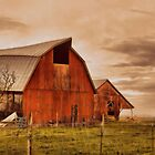 Bowers Barn by jeanniechris