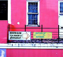 Moon Gun Cafe - Cape Town . South Africa by Chelsea Shoesmith