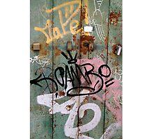 Graffiti Photographic Print