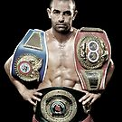 Sam ' King' Soliman by Shredman