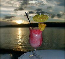 Strawberry Sunset by Maree Toogood