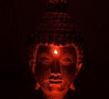 Budha Lives by alanbrito