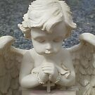 Angel - Candle Holder by EdsMum