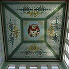 Bishkek Station - dome ceiling by Marjolein Katsma