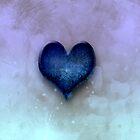 blue heart by Anne Seltmann