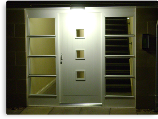 Light & Dark (entryway)  by armadillozenith