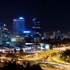 Perth City Panorama by astrant82