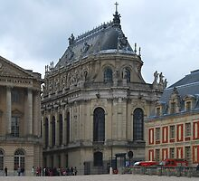 Versailles - 5th Chapel by Peter Reid