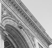 Arc de Triumph #1 by dimpdhab