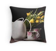 Ideal Spring Throw Pillow