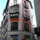 un poco de color en la esquina by GuyAmazed